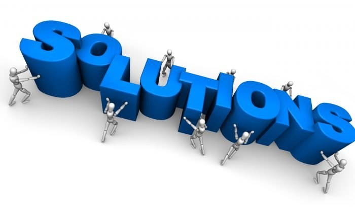 Problem solving approach-Consultative selling