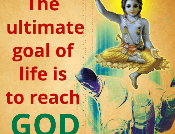 The ultimate goal of life