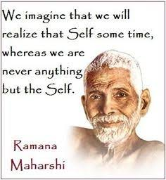 The Self or Atman or Brahma is unattainable simply to attain something one has to be different from it but Atman or Brahma is the closest of the close. This realisation is liberation or freedom from all sufferings.